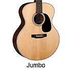 Acoustic jumbo