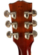 Les Paul headstock with Schaler tuners