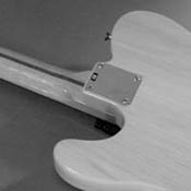 Telecaster rear view