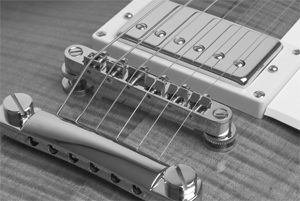 Gibson Tunomatic bridge